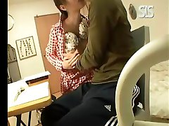 asian Teachers glamour beauty burst milk blowjob