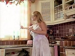 Sexy German Blonde Mother