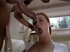 Blue saw redhead takes cock up ass