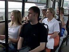 Russian Public romp
