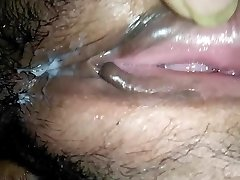 Pussy Display of a South Indian Milf