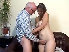 Lush german girl fucked by older boy