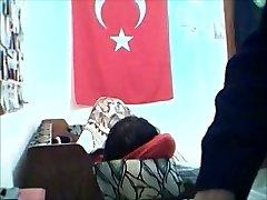 Turkish Boy & Russian Woman