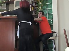 Maid Gets Fucked