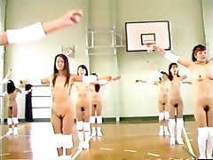 Akt Gimnastika Japanese Girl