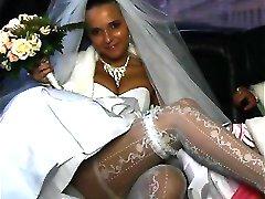Prawdziwe panny młodej gotowi na miesiąc miodowy!