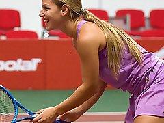 Dominika Cibulkova ir KARSTS!!! 2. daļa