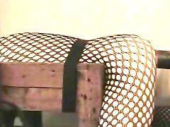Gigantische Zwarte Dildo Machine