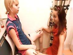 Natasha a Alice láska kurva teenageři