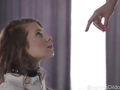 Strapon Domination of an Innocent Girl