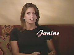 親密なセッション-Janine