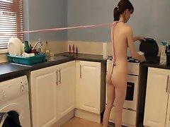kjøkken slave 2