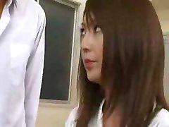 Kaede Matsushima Pretty Teacher