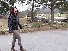 Slet Petra panty april 2013