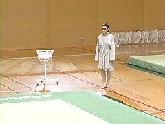 Çıplak Rumen Jimnastikçi