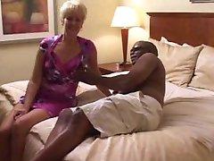 Swinger žmona creampied juoda vyras viešbutyje