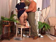 الساخنة خادمة الفرنسية