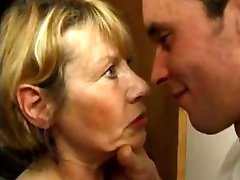 Mature love hard fuck ANAL 7..French Mom