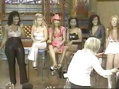 Cindy Nagy Fekete SEGGÉT (Jenny Jones TV-Műsor) - Ameman