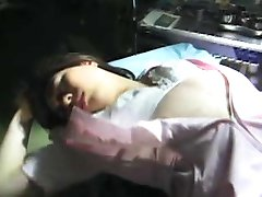 paskudny azjatycki pielęgniarka