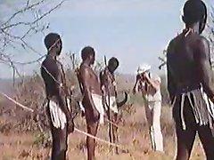 Afrikai hatalmas farkakat !igazi szafari!