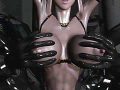 La meditación Sexo Asistente 3D Full HD