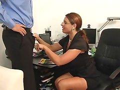 Sexy Susi Duitse Secretaris Milf