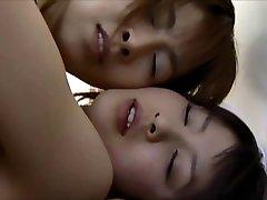japońska pielęgniarka lesbijką