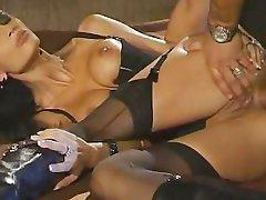 Helena Karel Takes an Ass Stuffing