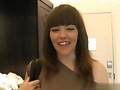 Ex girlfriend surprise anal