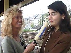 Η Γερμανία Ζεστό, Καυτό Ερασιτεχνικό Βίντεο
