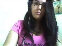 Webcamz पुरालेख - गर्म लड़की वेबकैम पर बजाना