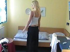 Nice blond danish girl