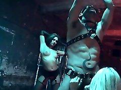 THE PERFECT WHIP - XXX porn music video (fetish, bondage, femdom)