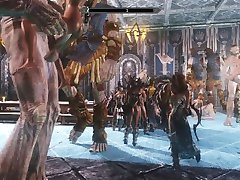 Storm cloak Giant Orgy part 3/3