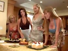 Mature Housewives Seduces Young Lucky Guy