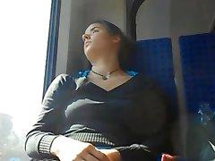 是火车的超短裙