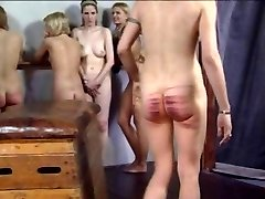 Deviants of Nature 146 Heavy Caning for Ballet Chicks
