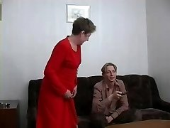 Ugly grannie gets banged by a youthfull dude