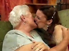 Girl/girl Granny
