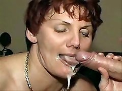 Mature Facials Compilation 4