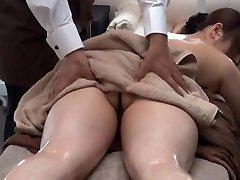 Privado Óleo de Massagem Salão de beleza para a Mulher Casada 1.2 (Censurado)