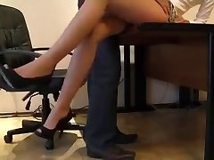 Sexy Super-steamy Secretary Candid Camera
