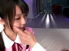 Incredible Japanese girl in Fabulous JAV censored Fingering, Smallish Tits vid