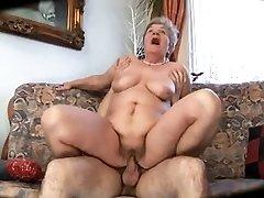 醜いお母さんとサbody&爆乳&ガ