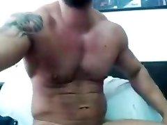 Arab Manbeast Edges His massive prick