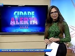 sylvie reporte mais gostosa kas brasiilia cum austust