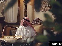 PORNFIDELITY Nadia Ali Tough Muslim Punishment Intercourse