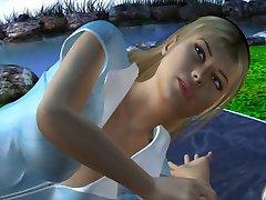3D - Alice i Eventyrland - Del 2