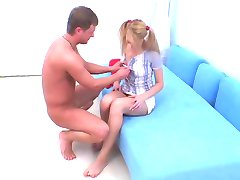 Young Teen Fucked Anal